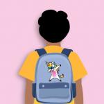 enfants sacs à dos